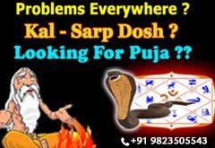 Vidhi for Kalsarp Yog Puja